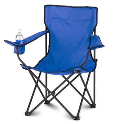 Hot Pink Redmon for Kids Kids Folding Camp Chair
