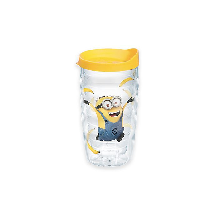 Alternate image 1 for Tervis® Minions Bananas 10 oz. Wavy Wrap Tumbler with Lid