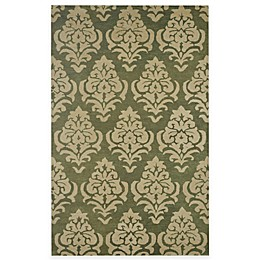 Rizzy Home Bradberry Downs Damask Rug