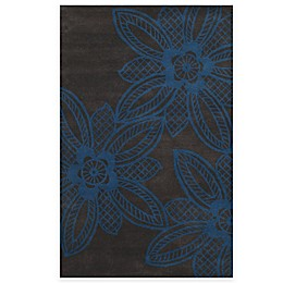 Rizzy Home Bradberry Downs Lace Floral Rug