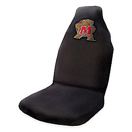 NCAA University of Maryland Car Seat Cover
