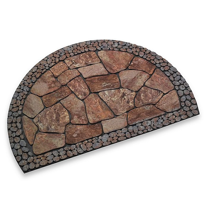 Alternate image 1 for B. Smith Tuscany Slice Door Mat