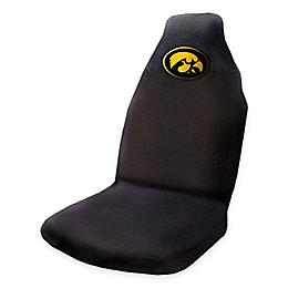 NCAA University of Iowa Car Seat Cover