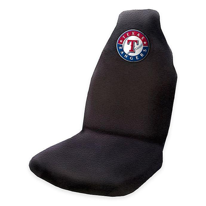 Alternate image 1 for MLB Texas Rangers Car Seat Cover