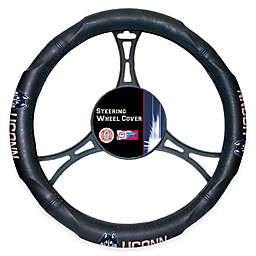 NCAA University of Connecticut Steering Wheel Cover