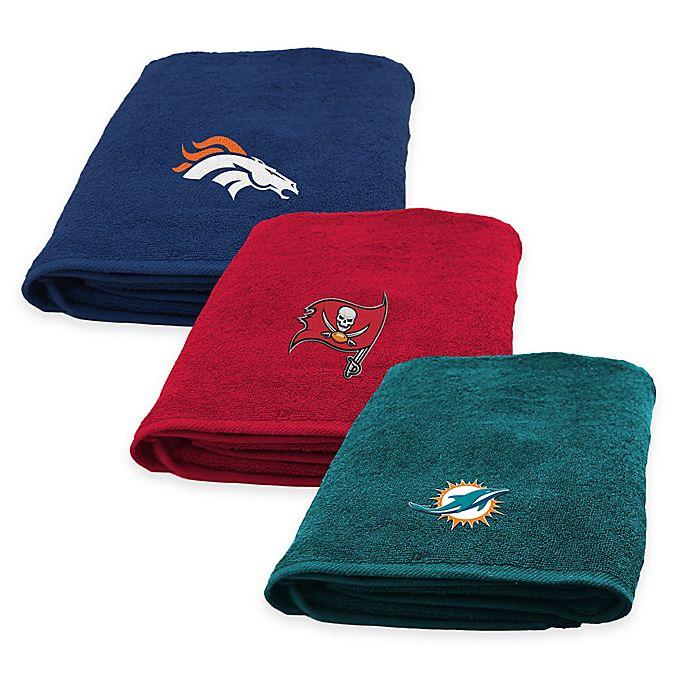 Alternate image 1 for NFL Bath Towel