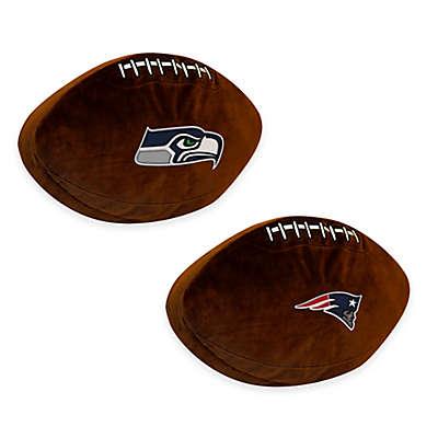 NFL 3D Football Plush Pillow