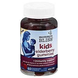 Mommy's Bliss® Kids 60-Count Elderberry Gummies