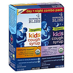 Mommy's Bliss® Kids 2-Pack 8 oz. Organic Day/Night Cough Syrup