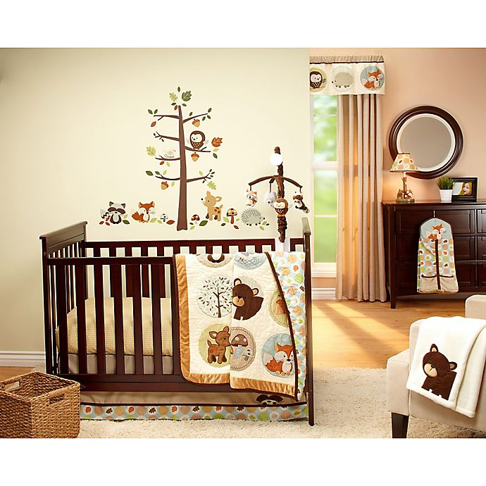 Alternate image 1 for carter's® Friends 4-Piece Crib Bedding Set