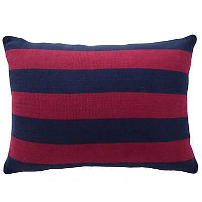 Blink® Pranna Yarn Dye Stripe Oblong Throw Pillow