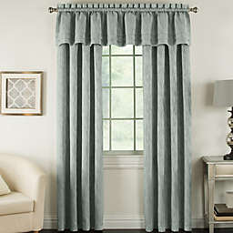 Beatrix Rod Pocket Lined Window Curtain Panel