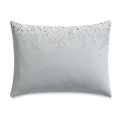 Barbara Barry® Clover Field Oblong Throw Pillow in Dew