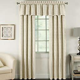Beatrix Rod Pocket Lined Window Curtain Panel