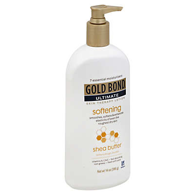 Gold Bond® 14 oz. Ultimate Softening Shea Butter Lotion