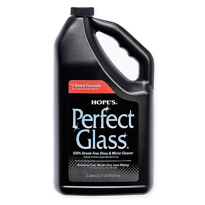 Alternate image 1 for Hope's 64 oz. Perfect Glass Cleaner Refill