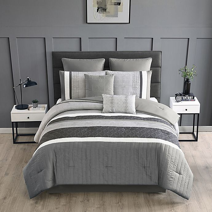 Alternate image 1 for Mendocino 8-Piece Comforter Set