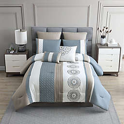 Claywood 8-Piece Comforter Set