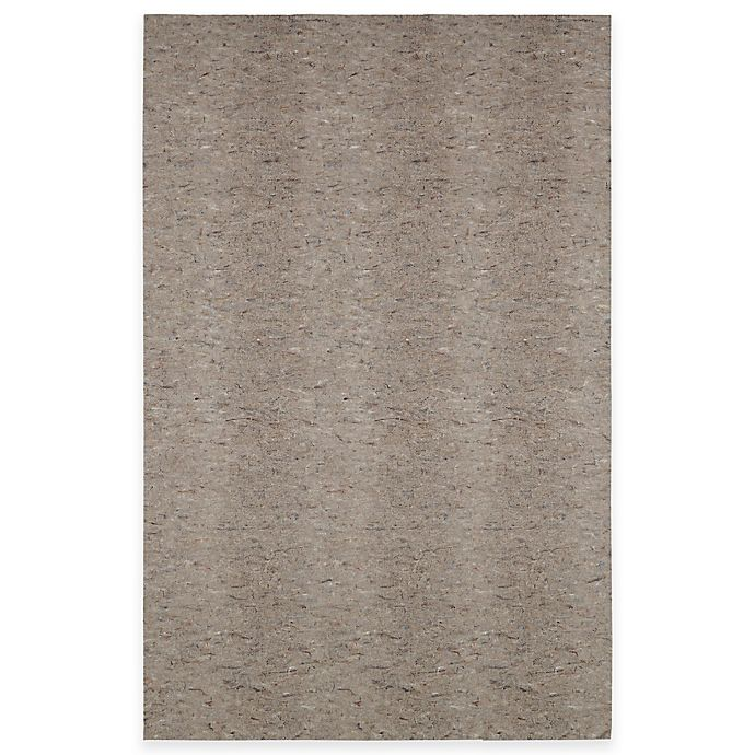 Alternate image 1 for Mohawk Home® Down Under 4-Foot 8-Inch x 6-Foot 8-Inch Reversible Rug Pad in Grey