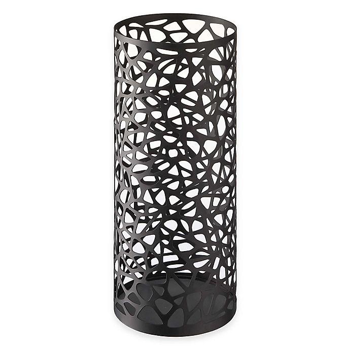Alternate image 1 for Yamazaki Home Nest Umbrella Stand in Black