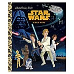 Star Wars: A New Hope  Little Golden Book by Geof Smith