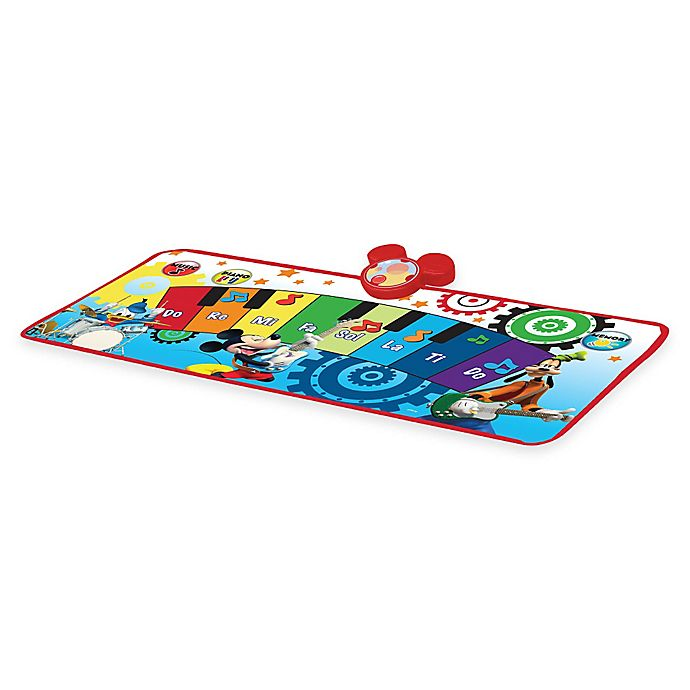 Musical Gt Disney 174 Mickey Mouse Electronic Music Mat