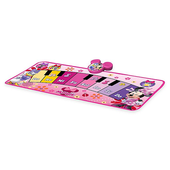 Disney 174 Minnie Mouse Electronic Music Mat Bed Bath Amp Beyond