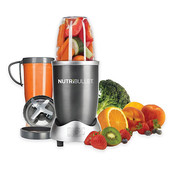 Alternate image 1 for Magic Bullet® NutriBullet®