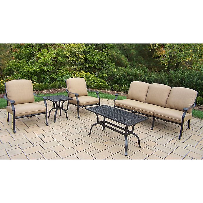 Oakland Living Clairmont Patio Furniture Collection