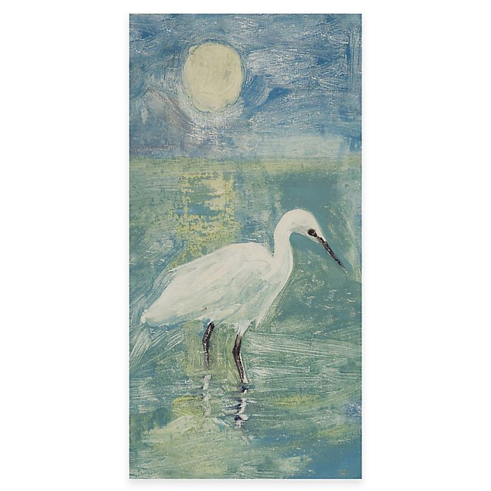 Alternate image 1 for White Ibis 1 Canvas Wall Art