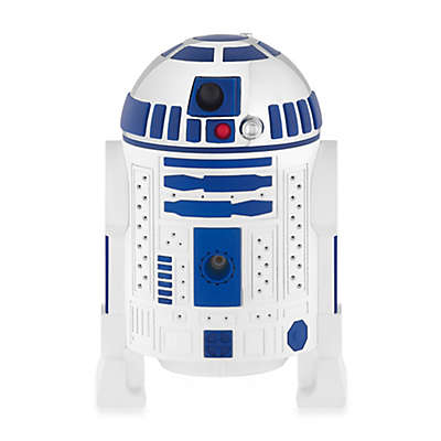 Oxygenics® Star Wars™ R2-D2™ 3-Spray Fixed Showerhead