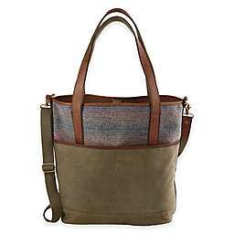 Pendleton® Manley Tote in Yakima Camp Stripe