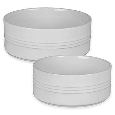 Le Creuset® Soufflé Dish in White