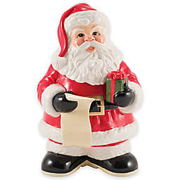 Fitz and Floyd® Letters to Santa Cookie Jar with Marker