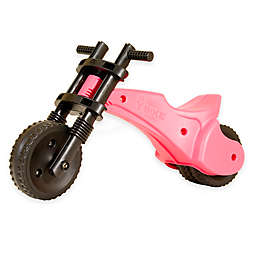 YBIKE Original Balance Bike in Pink