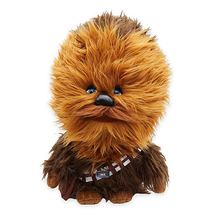 Alternate image 1 for Star Wars™ Chewbacca Deluxe Talking Plush Toy