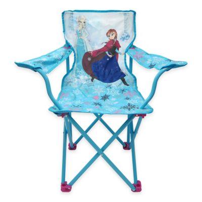 Disney 174 Quot Frozen Quot Tween Fold N Go Chair Bed Bath Amp Beyond