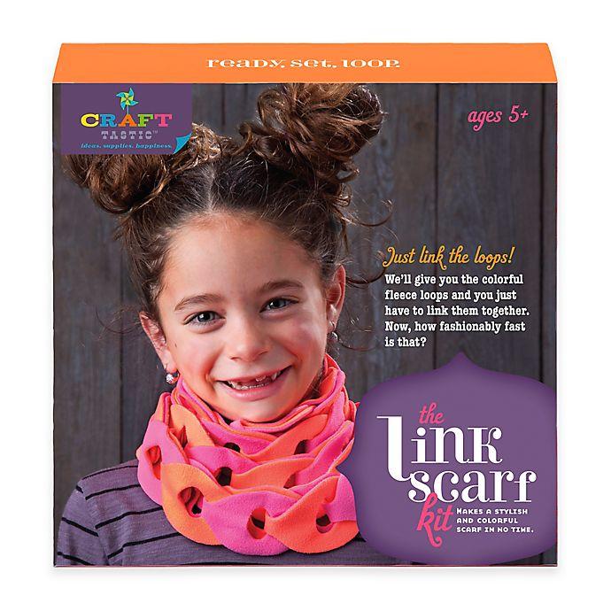 Alternate image 1 for Craft-Tastic Link Scarf Kit