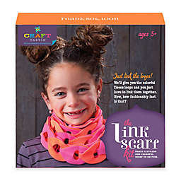 Craft-Tastic Link Scarf Kit