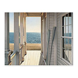 Courtside Market Serenity 16-Inch x 20-Inch Gallery Canvas Wall Art