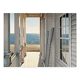 Courtside Market Serenity 24-Inch x 36-Inch Gallery Canvas Wall Art