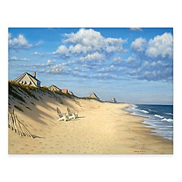 Courtside Market On the Bluffs 24-Inch x 36-Inch Gallery Canvas Wall Art