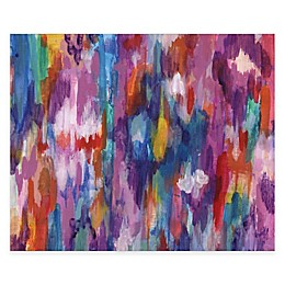 Courtside Market Pink and Purple Gallery Canvas Wall Art