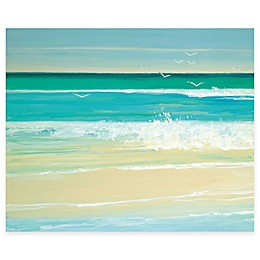 Courtside Market Sand Sea Gallery Canvas Wall Art