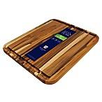 Madeira Housewares Eco Teak™ 15-Inch x 17-3/4-InchCarving Board