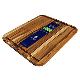 Madeira Housewares Eco Teak™ 15-Inch x 17-3/4-Inch Carving Board