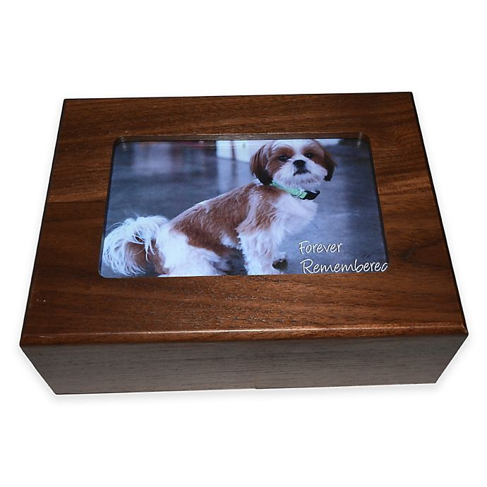 Picture Frame Block Pet Urn Bed Bath Beyond