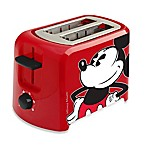 Disney® Classic Mickey 2-Slice Toaster