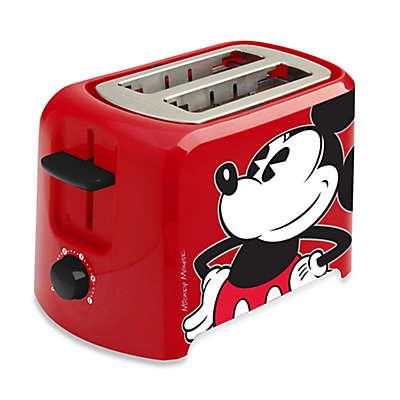 Disney® Classic Mickey 2-Slice Toaster