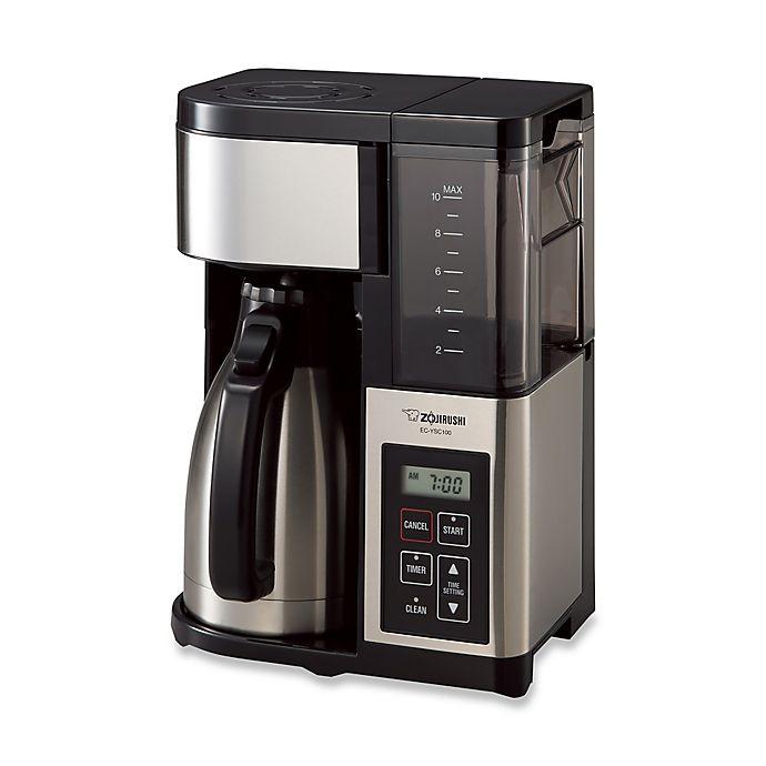 Alternate image 1 for Zojirushi Fresh Brew Plus Thermal Carafe Coffee Maker